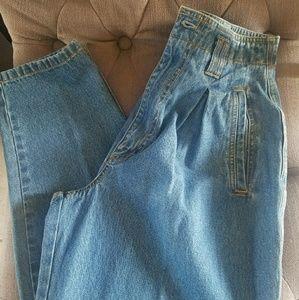 Denim - Vintage high waist mom jeans